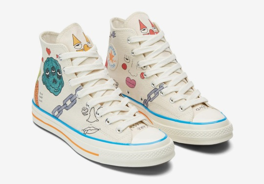 Tyler, The Creator And Converse Create An Artist Series Exclusively For Foot Locker