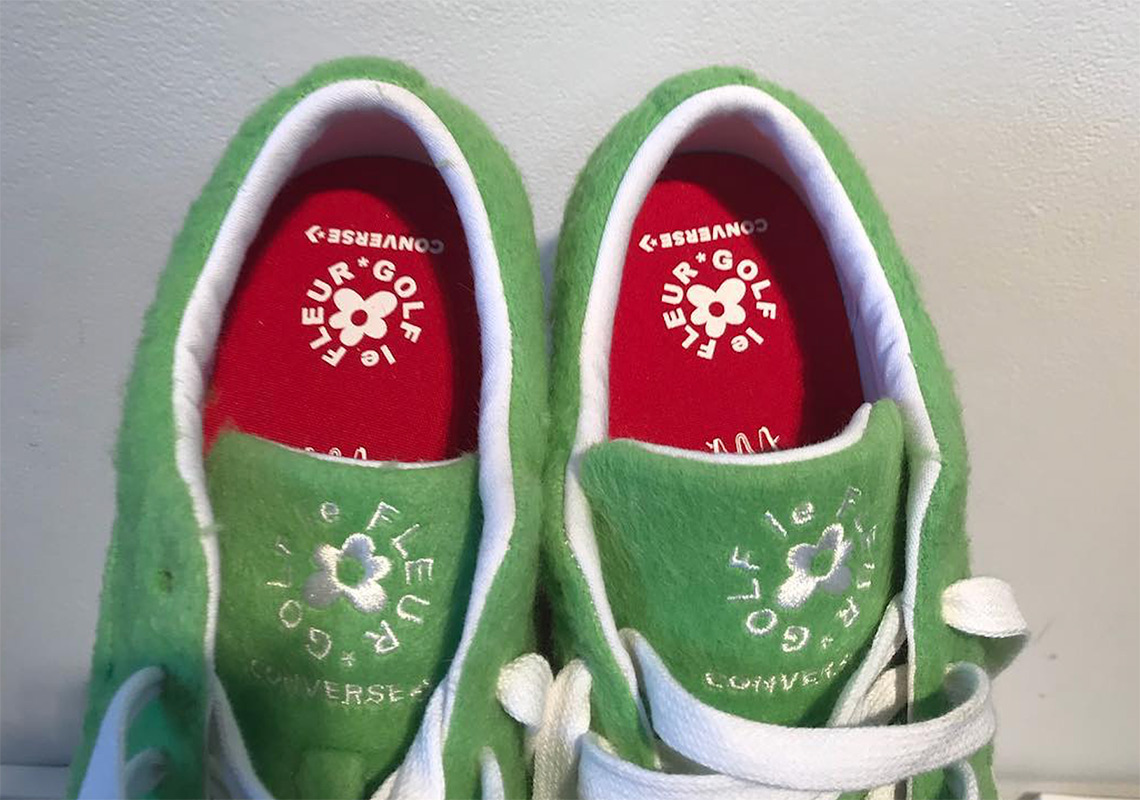 Tyler The Creator Converse One Star Grinch Sneakernews Com