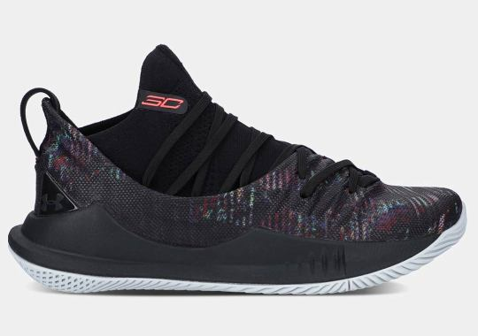 This UA Curry 5 Is Releasing On Black Friday