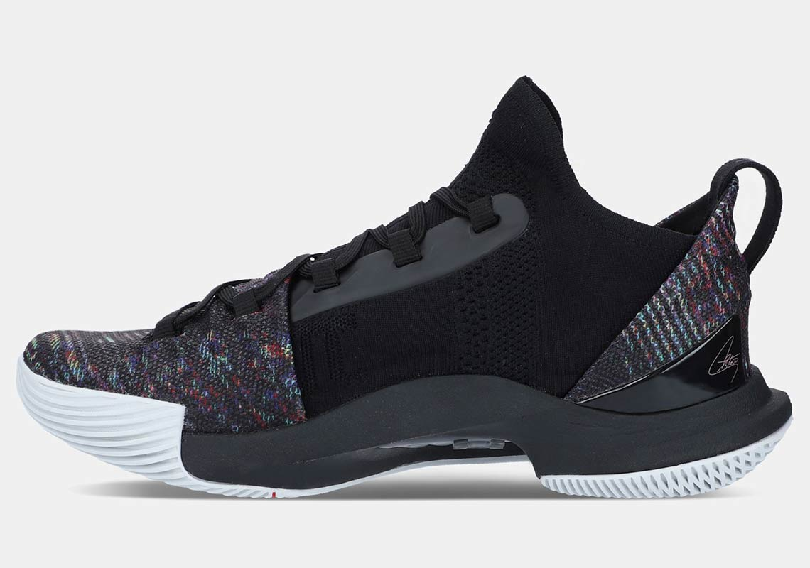 Steph Curry UA Curry 5 Black Friday Release Info  7bfc80708736