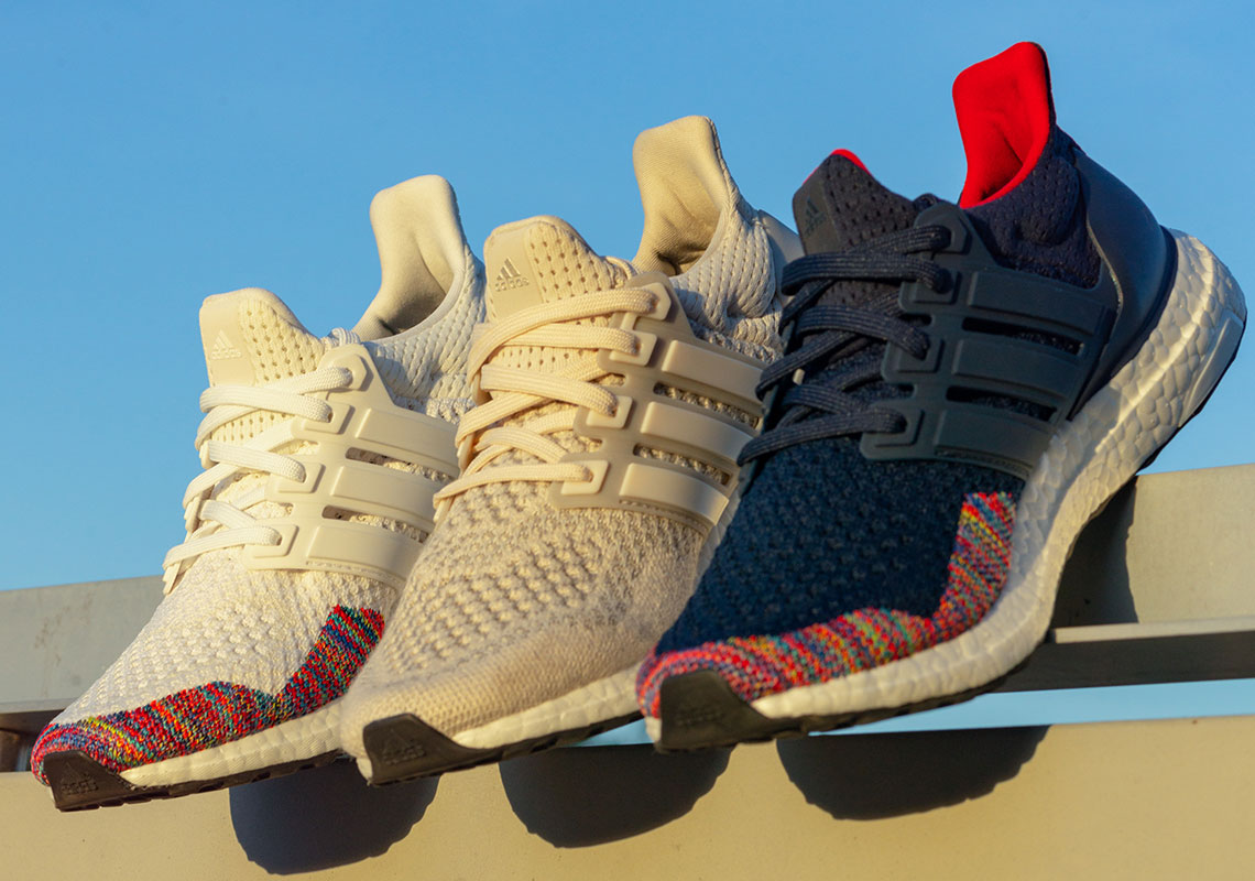 "52ebf9e9fb5 The adidas Ultra Boost ""Legacy Pack"" Brings Back Three Coveted Colorways"