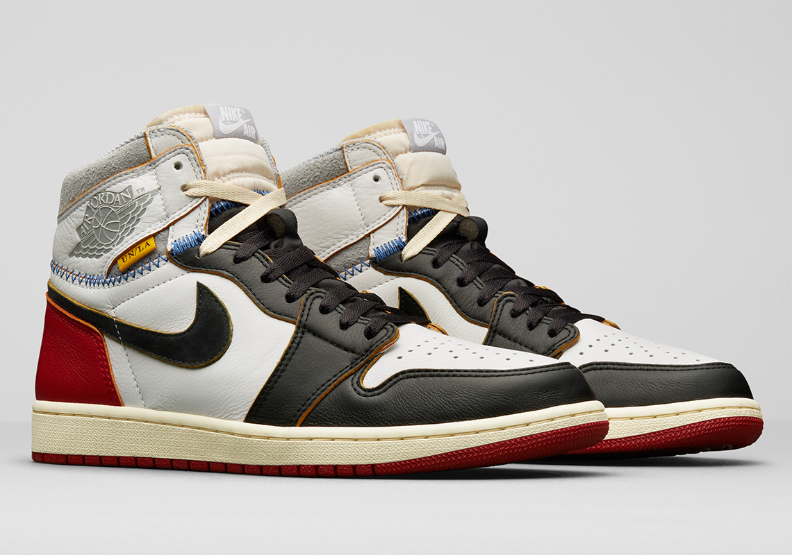 b56ebd5ba830 Union x Air Jordan 1 Retro High OG Release Date  November 17th