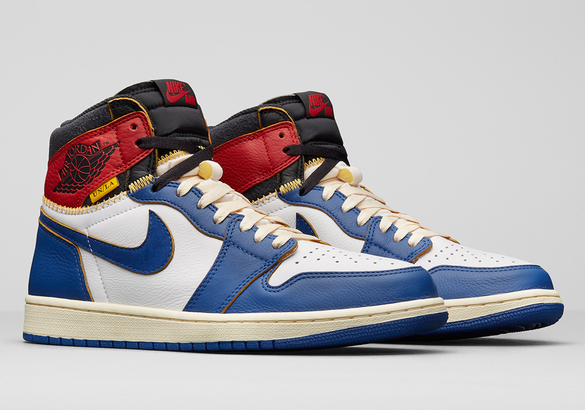 c7371cefdd9 ... to cop these at retail, so stay tuned for a full store and raffle list  soon. For now, check out this exclusive detailed look at the Union Jordan 1.