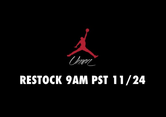 Union Is Restocking Their Air Jordan 1 This Saturday