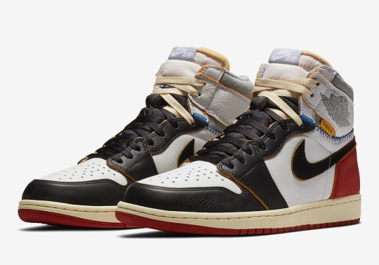 Where To Buy The Union LA x Air Jordan 1