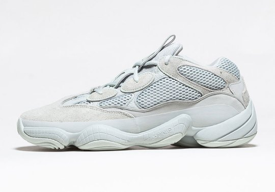 "The adidas Yeezy 500 ""Salt"" Is Finally Releasing"
