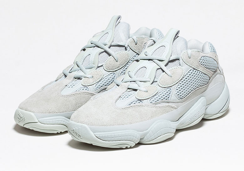 "low priced ceb8d f0a85 adidas Yeezy 500 ""Salt"" Release Date  November 30, 2018 adidas Yeezy 500  Salt Store List  200. Color  Salt Salt Salt Style Code  EE7287"