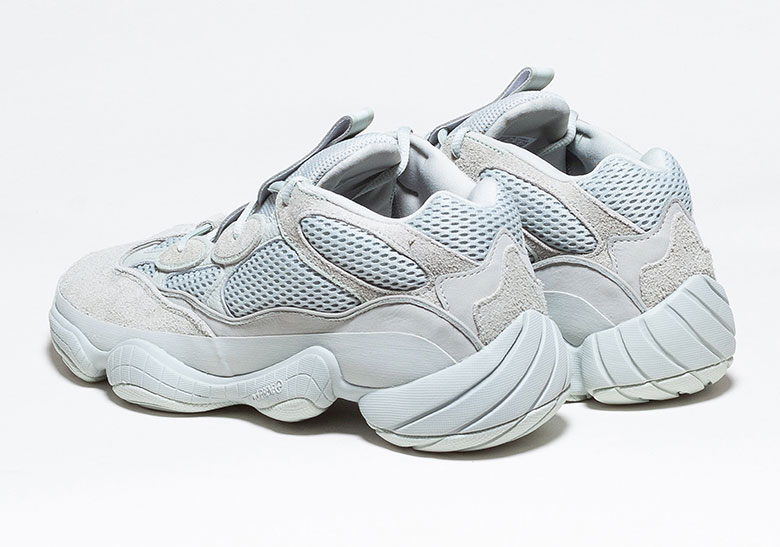 buy popular fed23 d257f Yeezy 500 Salt - Full Release Info + Photos | SneakerNews.com
