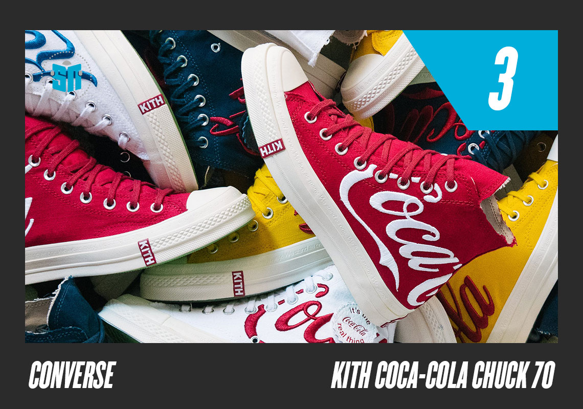 KITH x Coca-Cola x Converse Chuck 70 KITH has a knack for presenting  instantly-recognizable logos from classic American brands in a fresh new  way b056d93f9