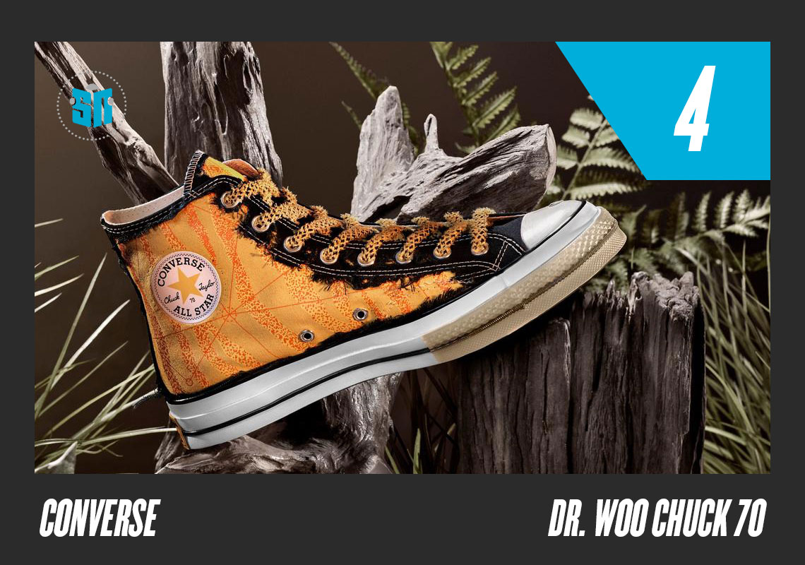 6ae07c72801a Dr. Woo x Converse Chuck 70 As one of the most well-known tattoo artists in  the world today