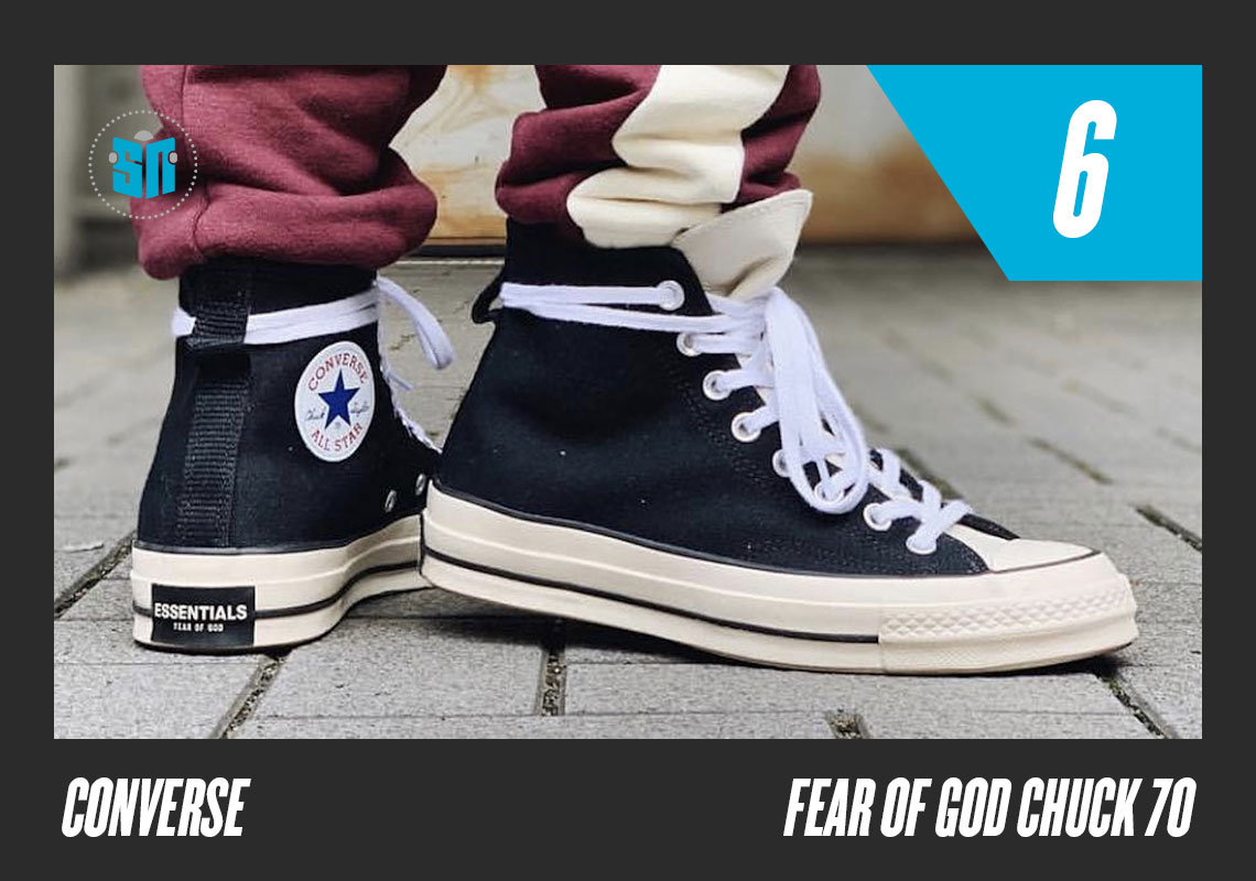 FOG Essentials x Converse Chuck 70 Fear Of God designer Jerry Lorenzo s  brand voice is abundantly clear c41af8447