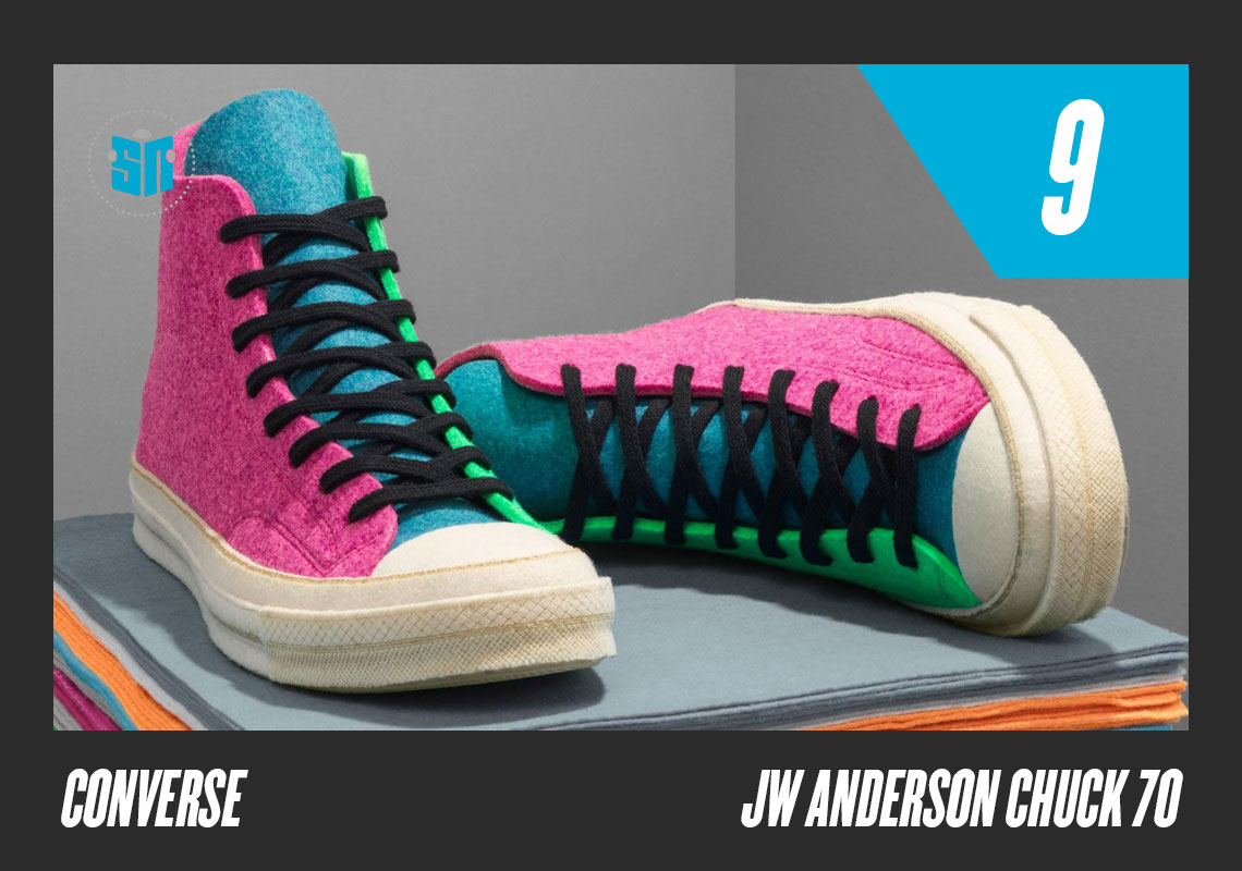 "JW Anderson x Converse Chuck 70 ""Felt"" JW Anderson is no stranger to Chuck  70 collaborations. The London-based designer added everything from all-over  ... 6e8e12a9f"