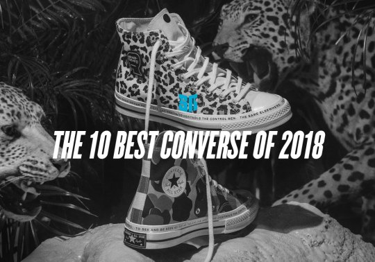 The 10 Best Converse Shoes Of 2018