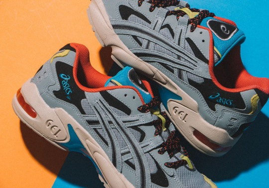 The ASICS Gel-Kayano 5 OG Just Released In Stone Grey