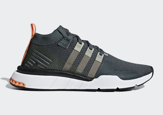 The adidas EQT Support Mid ADV Returns In 2019 In New Colorways