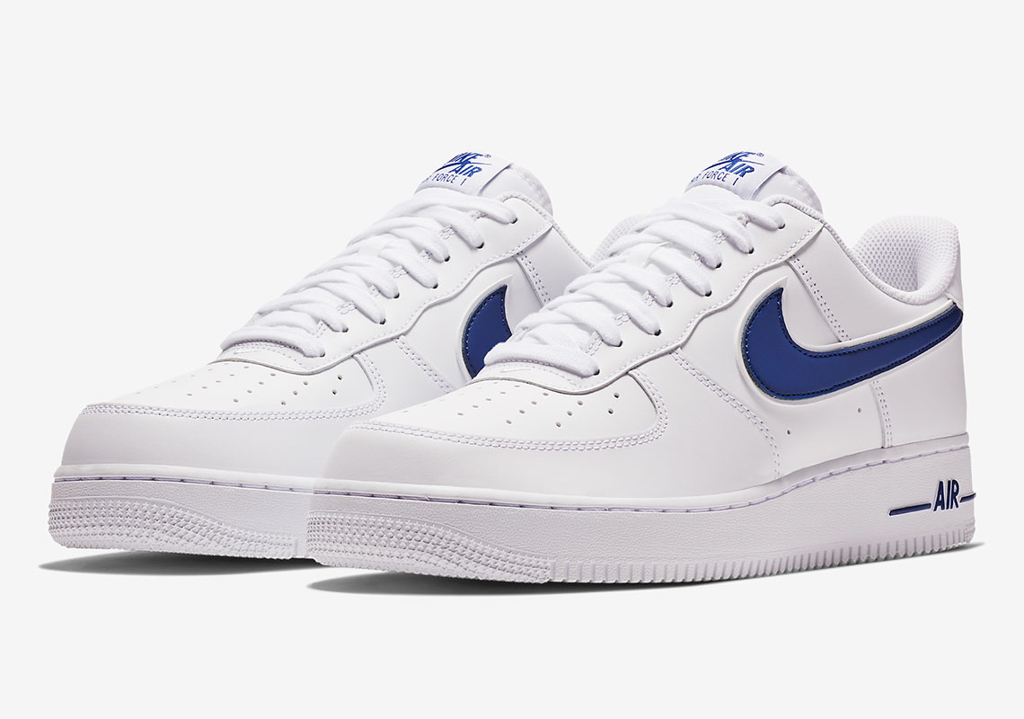 Nike Air Force 1 AO2423-103 White/Deep Royal Release Info ...