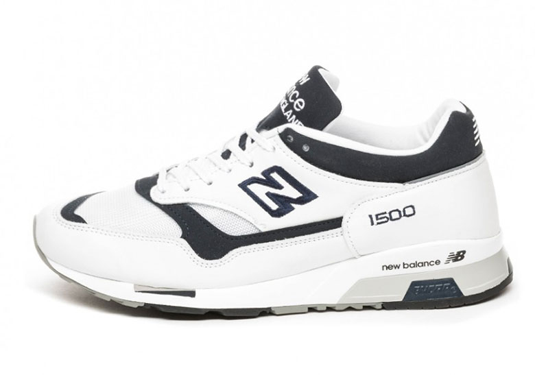 New Balance 1500 MiE White / Navy Release Info | SneakerNews.com