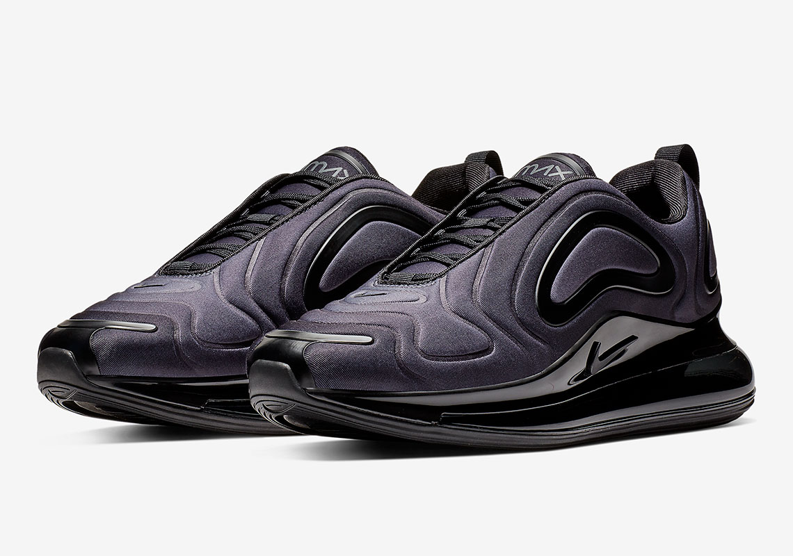 best service a48b7 b459a The Nike Air Max 720 Is Coming Soon In Triple Black
