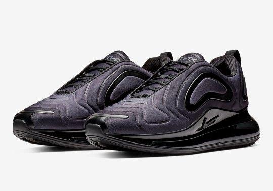 The Nike Air Max 720 Is Coming Soon In Triple Black