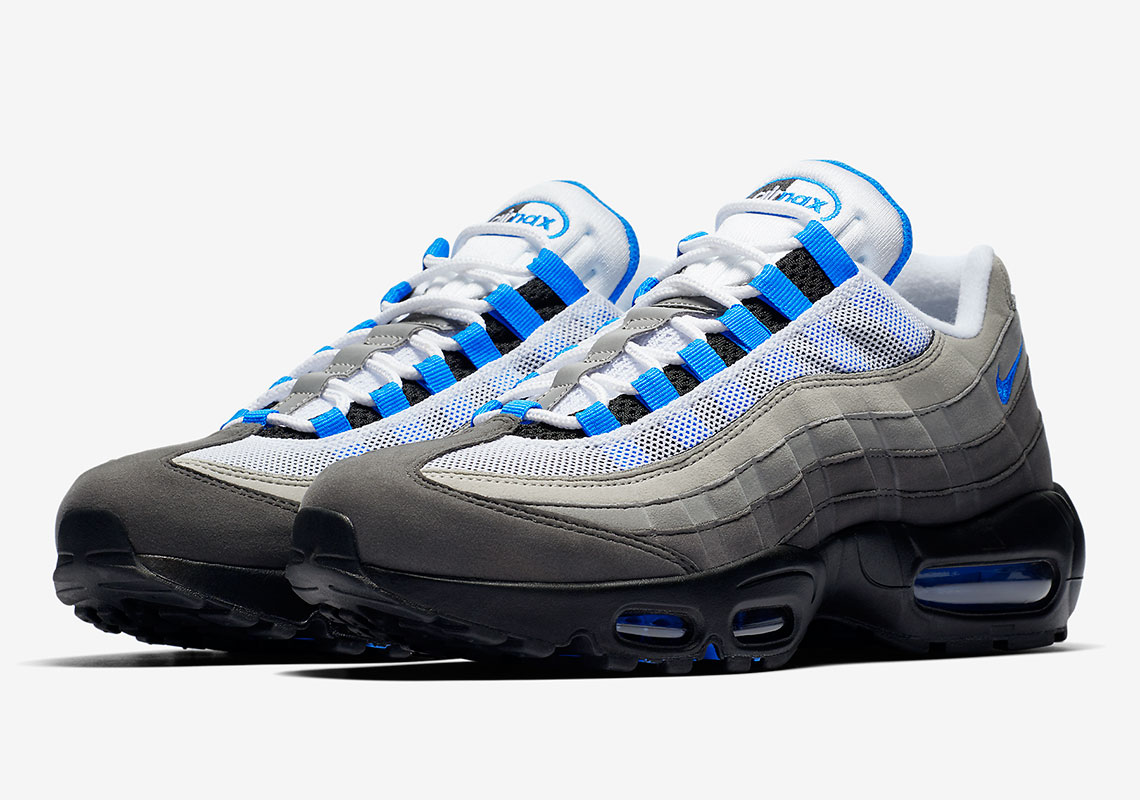 Nike Air Max 95 AT8696 100 Release Info |