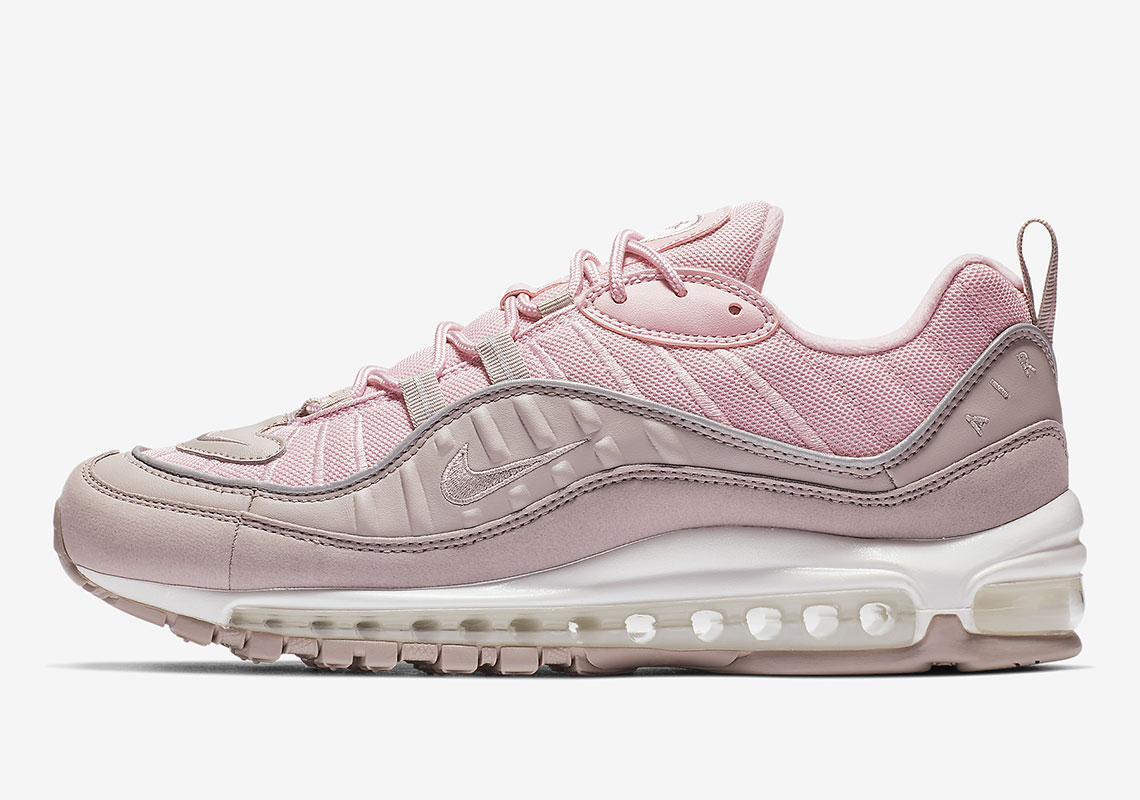 huge selection of 19eec bc103 Nike Air Max 98 Triple Pink 640744-200 Release Info ...