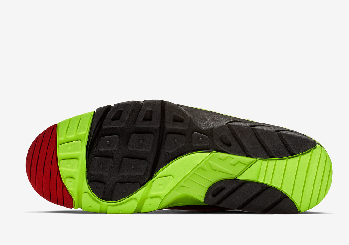 01f6ebd9b68 Nike Air Trainer Huarache Available  115. Color  Black Volt University Red  Style Code  679083-020. Where To Buy. Footaction Available  Nike Available.  show ...
