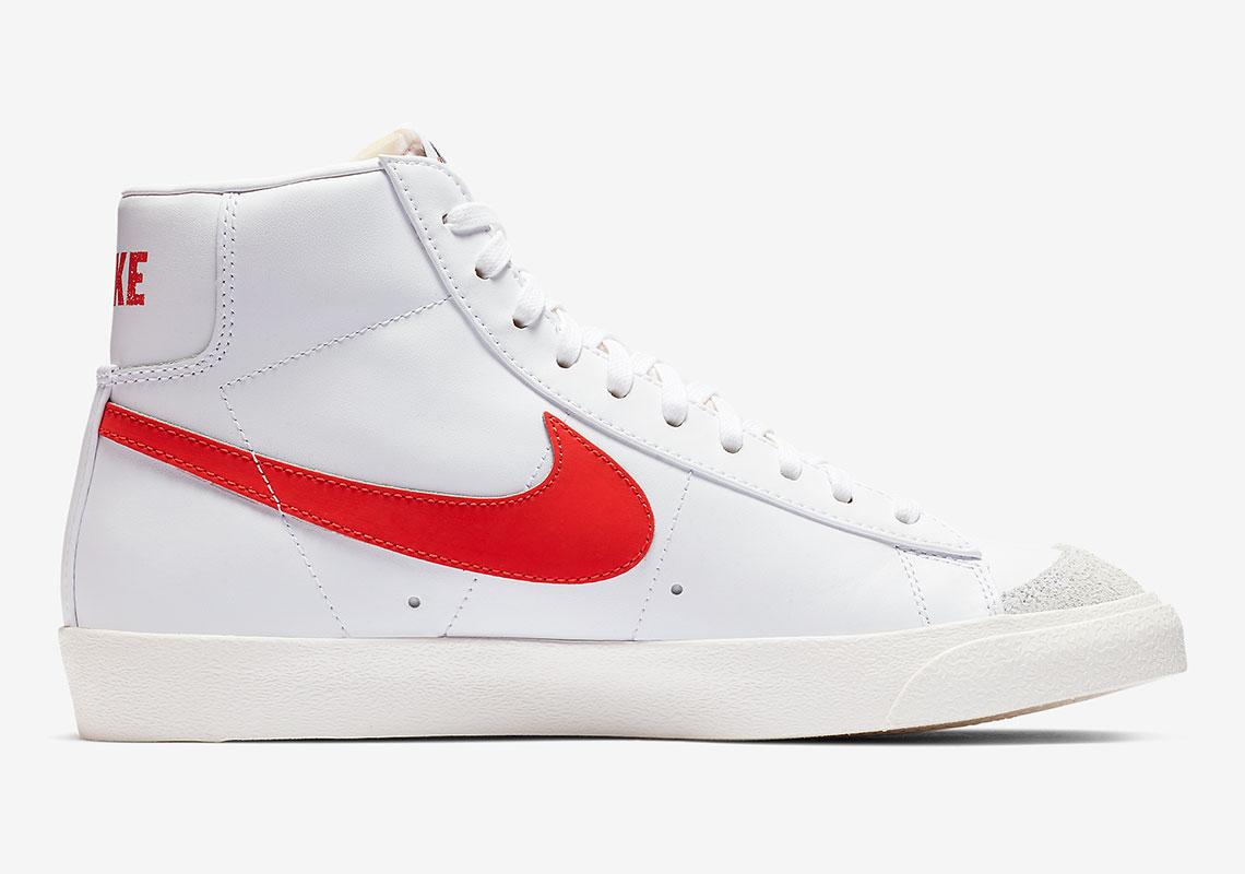 Nike Blazer 'Vintage' será lançado no dia de Ano Novo Foto 1