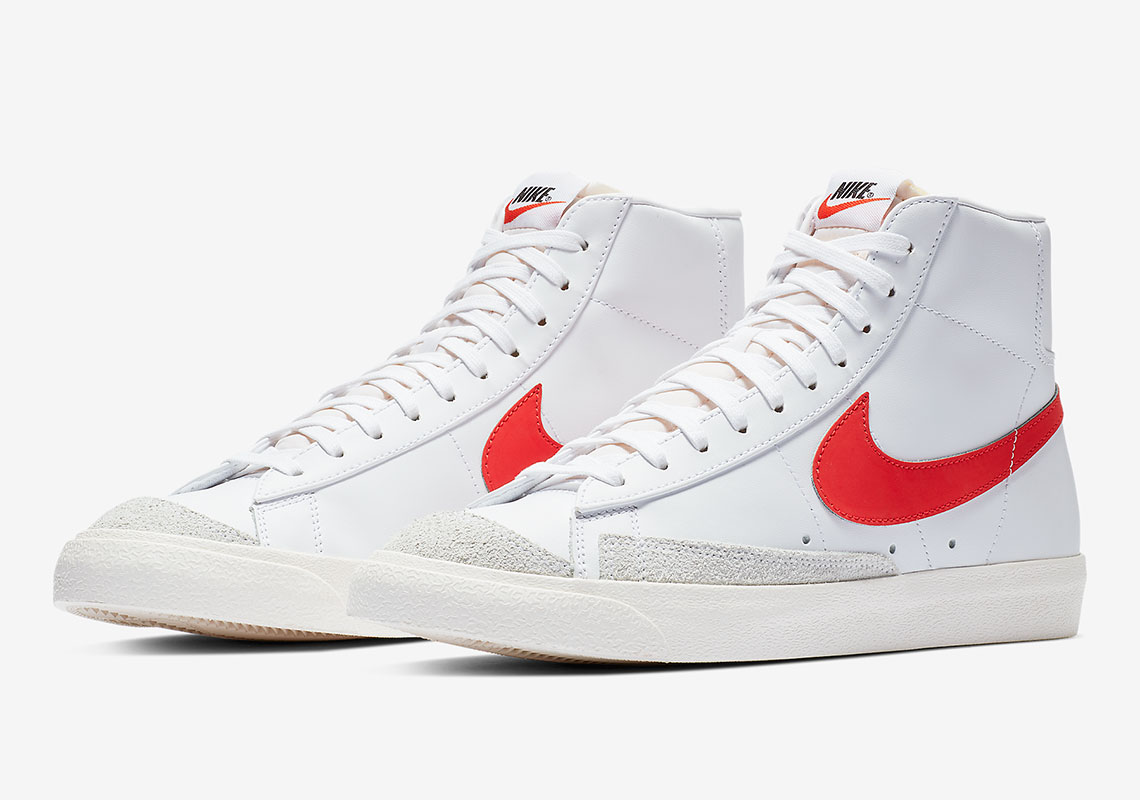 best loved 20714 02f43 Nike Is Bringing Back Vintage Treated Blazer Mids