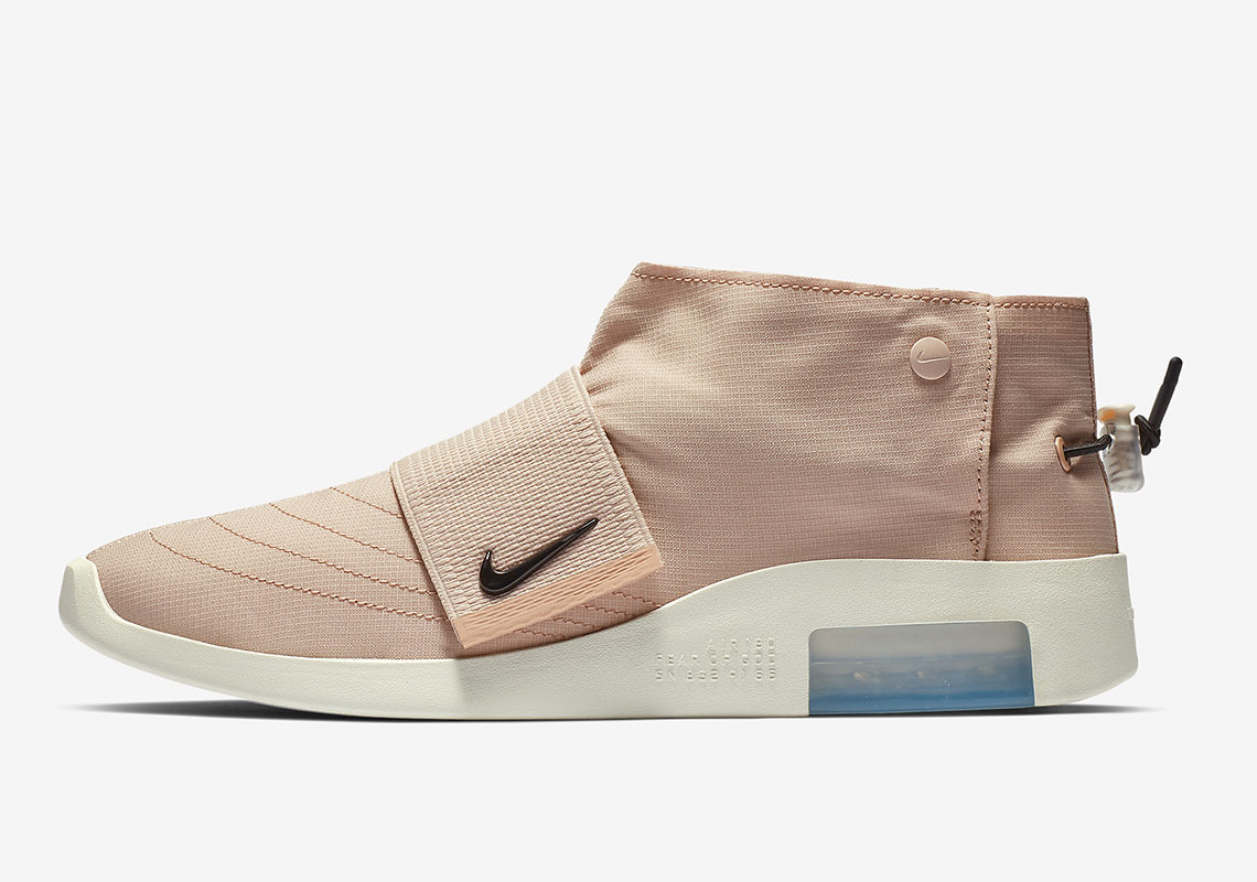 Nike Air Fear Of God Moccasin Release