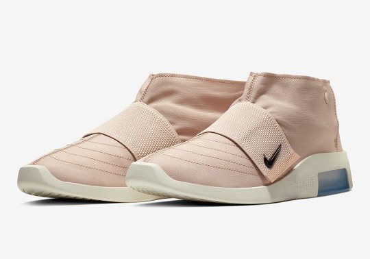 First Look At The Nike Air Fear Of God Moccasin