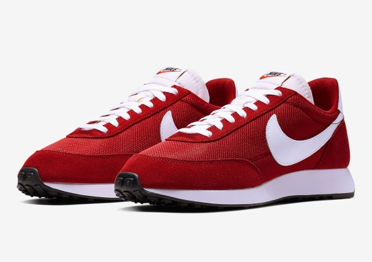 """Nike Air Tailwind 79 """"Gym Red"""" Is Releasing In February 2019"""