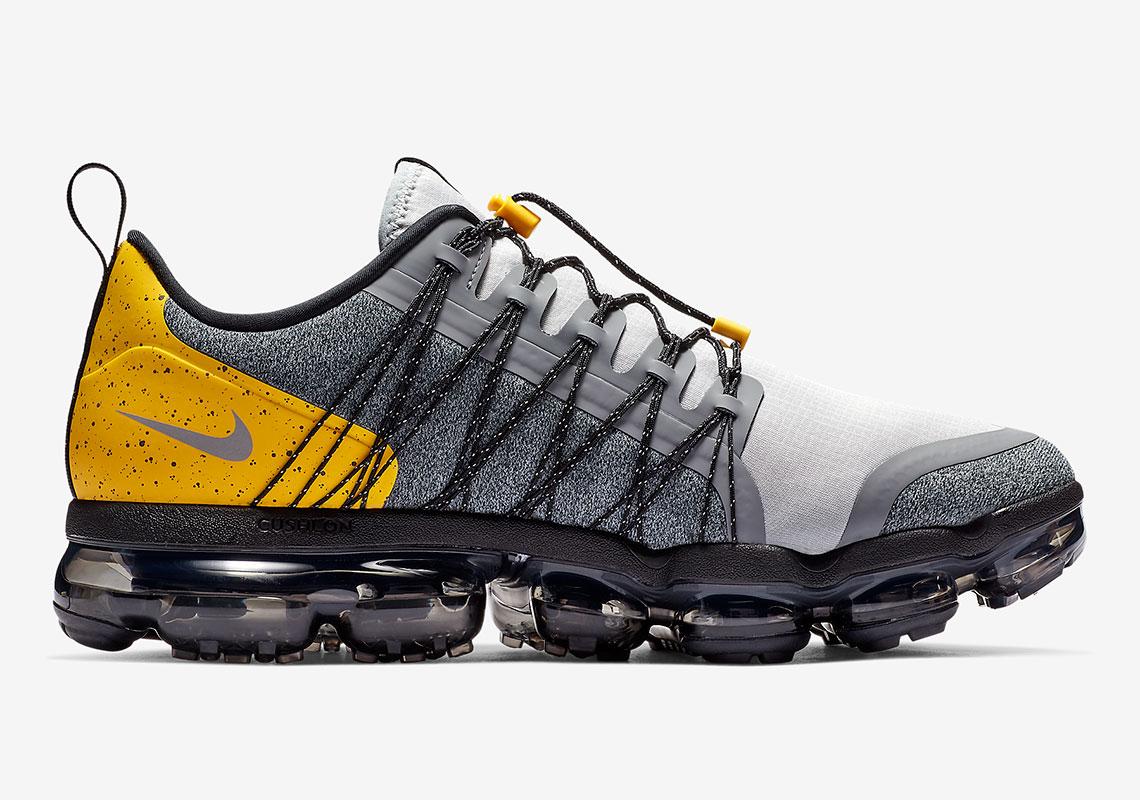 4b564129d8467 Nike Vapormax Run Utility AQ8810-010 Release Info