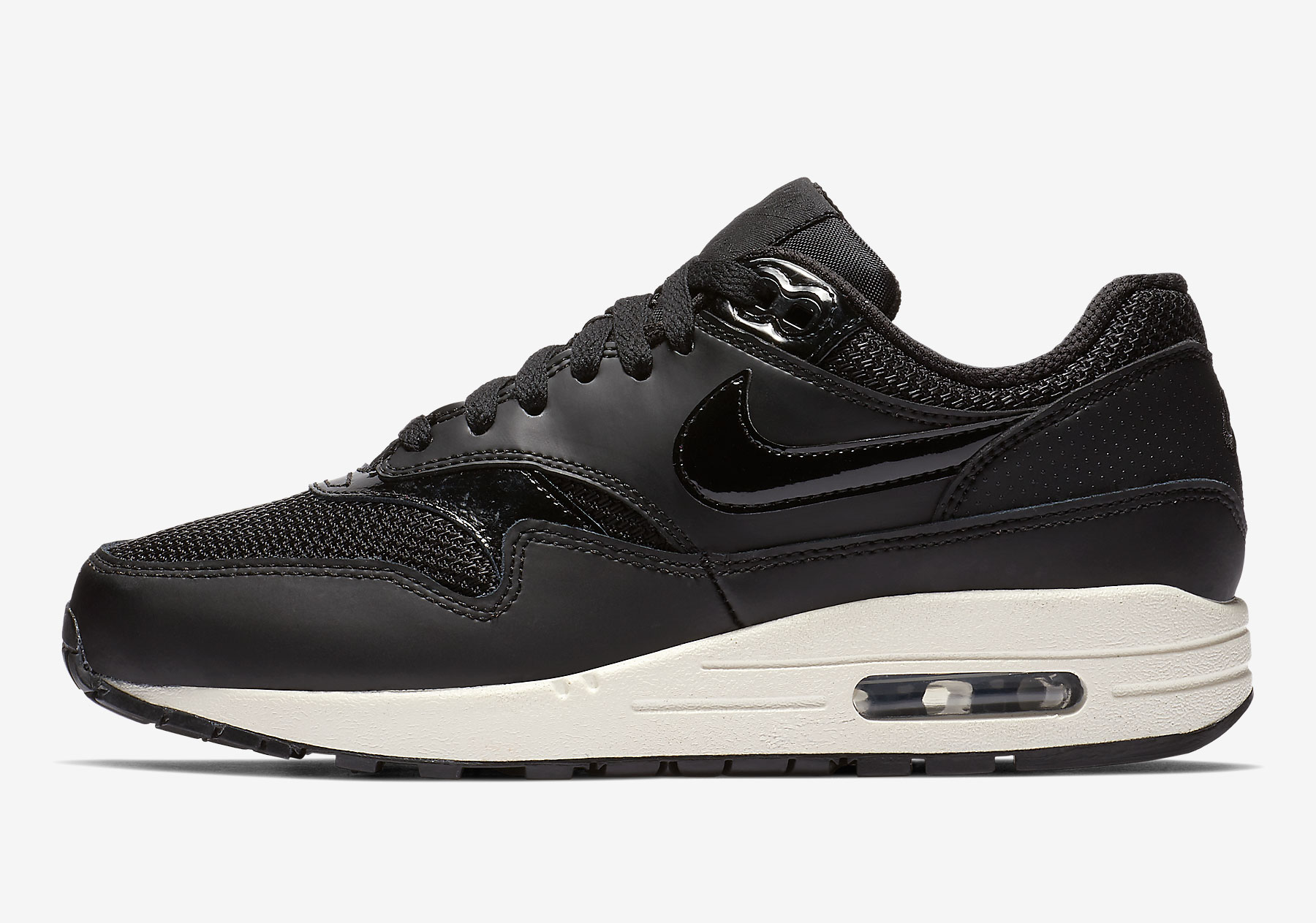 big sale 6f6e1 84eca The Nike Air Max 1 Arrives In A Stealth-Themed Colorway
