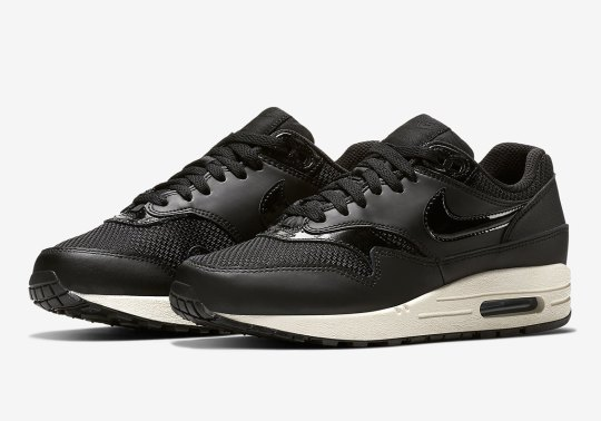 The Nike Air Max 1 Arrives In A Stealth-Themed Colorway