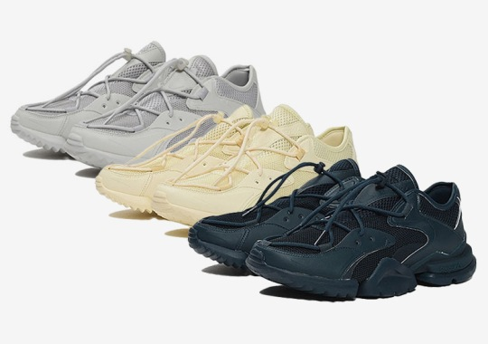 The Reebok Run.r 96 Just Released In Three Stylish Monochromatic Options