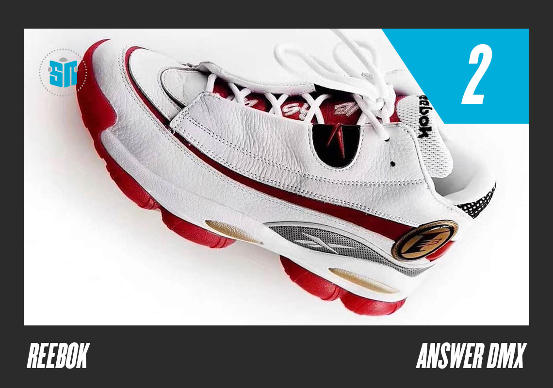 291d1a0ef11 Reebok The ANSWER 1 Allen Iverson s reputation as one of the most  influential athletes in history is already well-documented