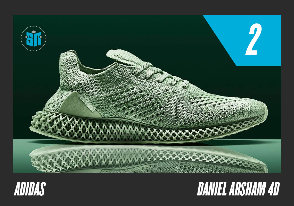 b99926d3dd4 Daniel Arsham x adidas Futurecraft 4D Arguably the hero of the German  sportswear brand s increasingly popular Futurecraft movement