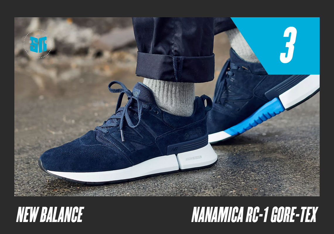 The 10 Best New Balance Shoes of 2018 - SneakerNews.com