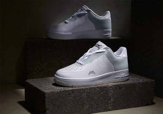 Where To Buy The A-COLD-WALL* x Nike Air Force 1 Low