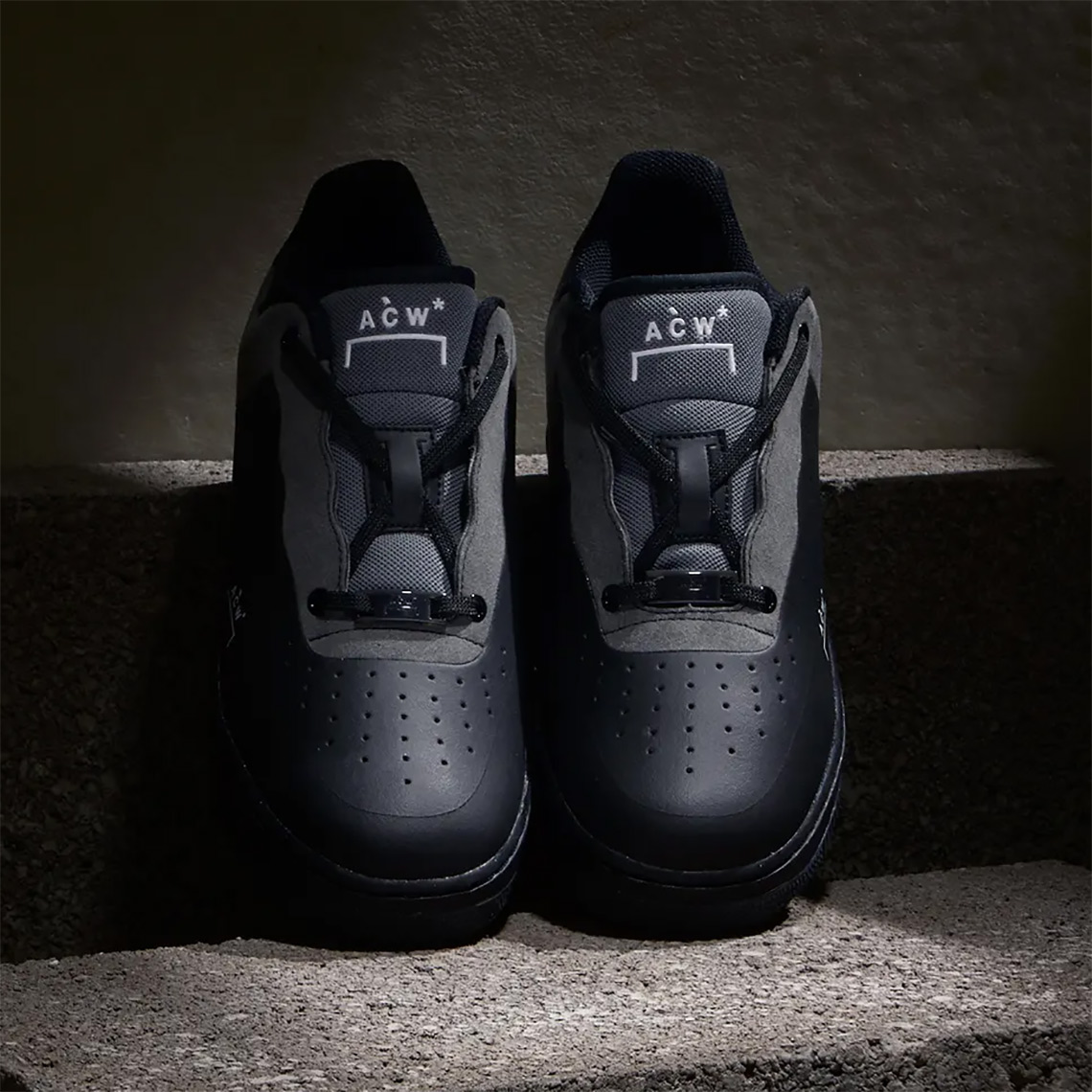 b51455eb798d A-COLD-WALL Nike Air Force 1 Store List