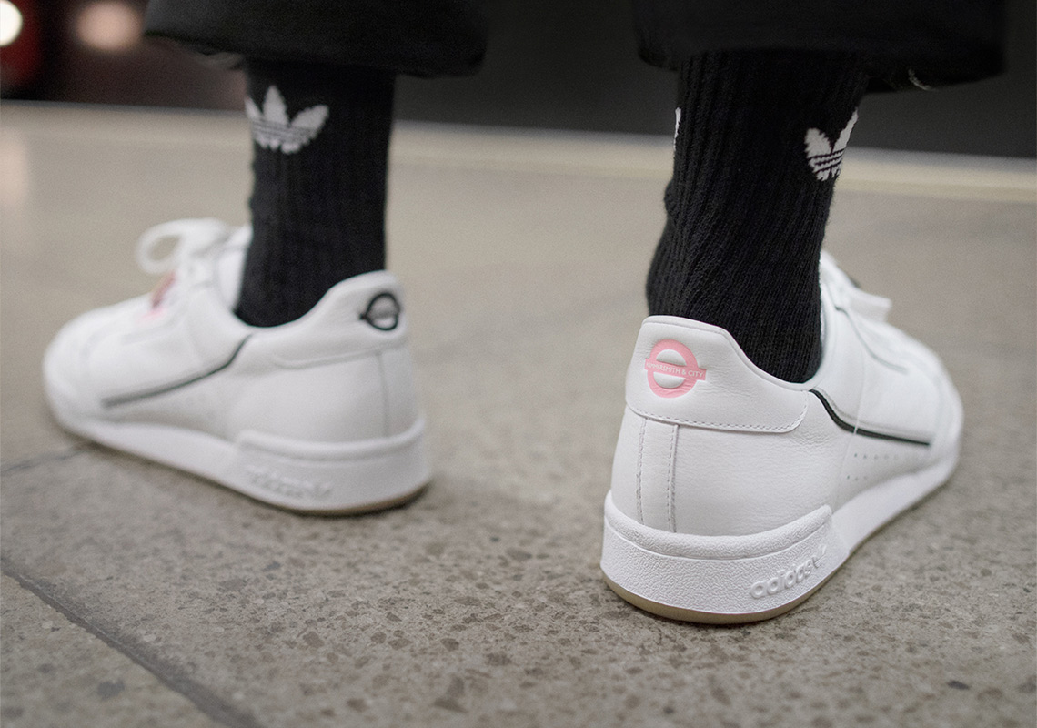 add728d42 Upcoming adidas Continental 80s Collection Is Inspired By London s  Transport System