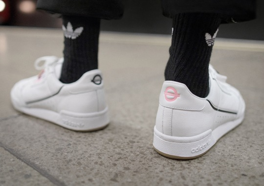 Upcoming adidas Continental 80s Collection Is Inspired By London's Transport System