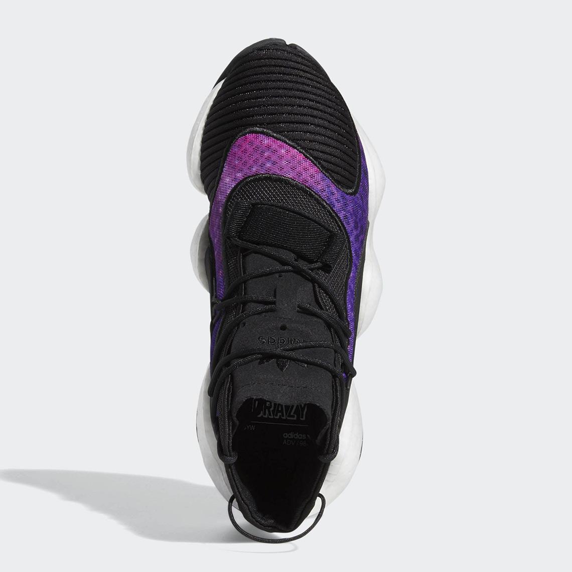 buy online 550df 1ac17 adidas Crazy BYW Snakeskin CG6780 Release Info  SneakerNews.