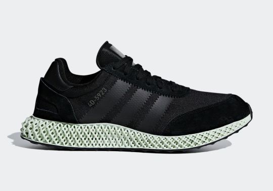 The adidas Futurecraft 4D-5923 Is Coming Soon In Black