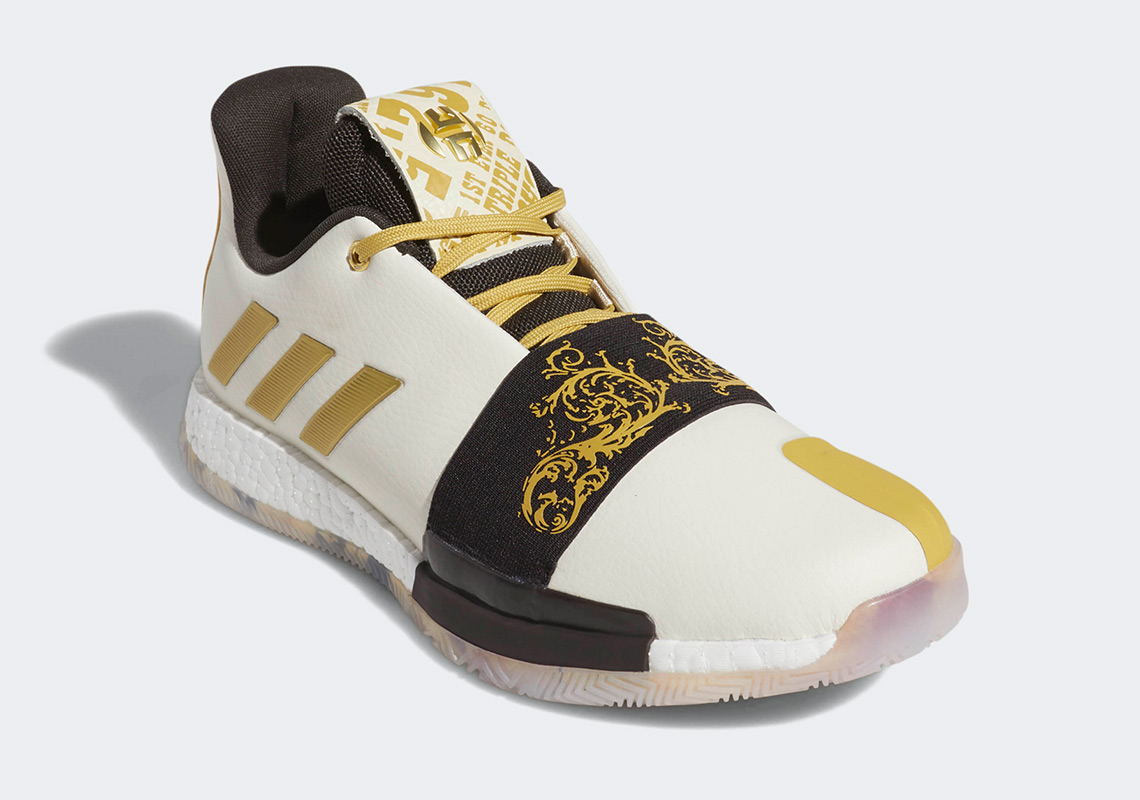 Enjoy an official look at the newest adidas Harden Vol. 3 below and stay  tuned for release updates as we have them. 166e54da5