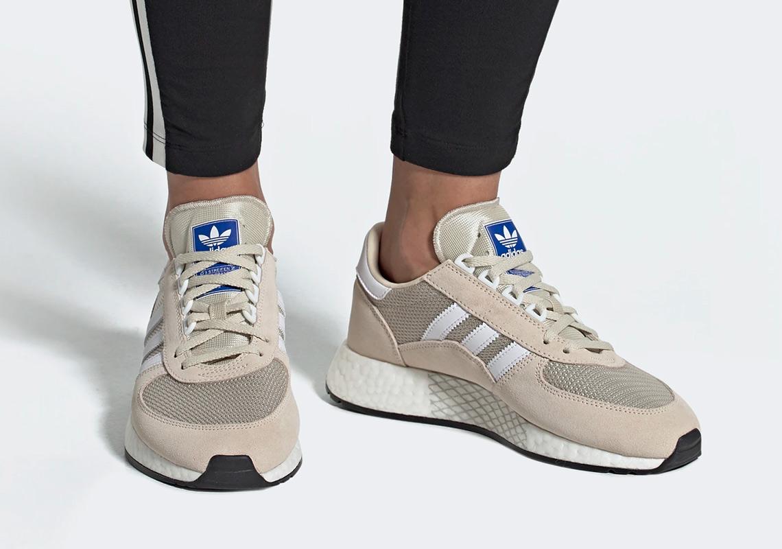 adidas Marathon Tech Womens White +