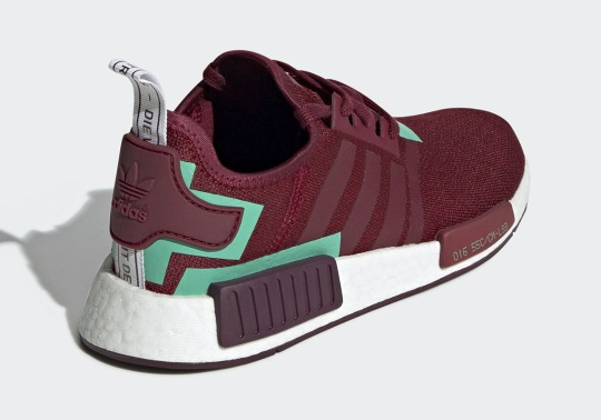 The adidas NMD R1 Appears In A New Color-Blocking Scheme