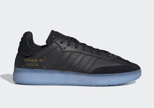 The adidas Samba RM Is Debuting On New Year's Day