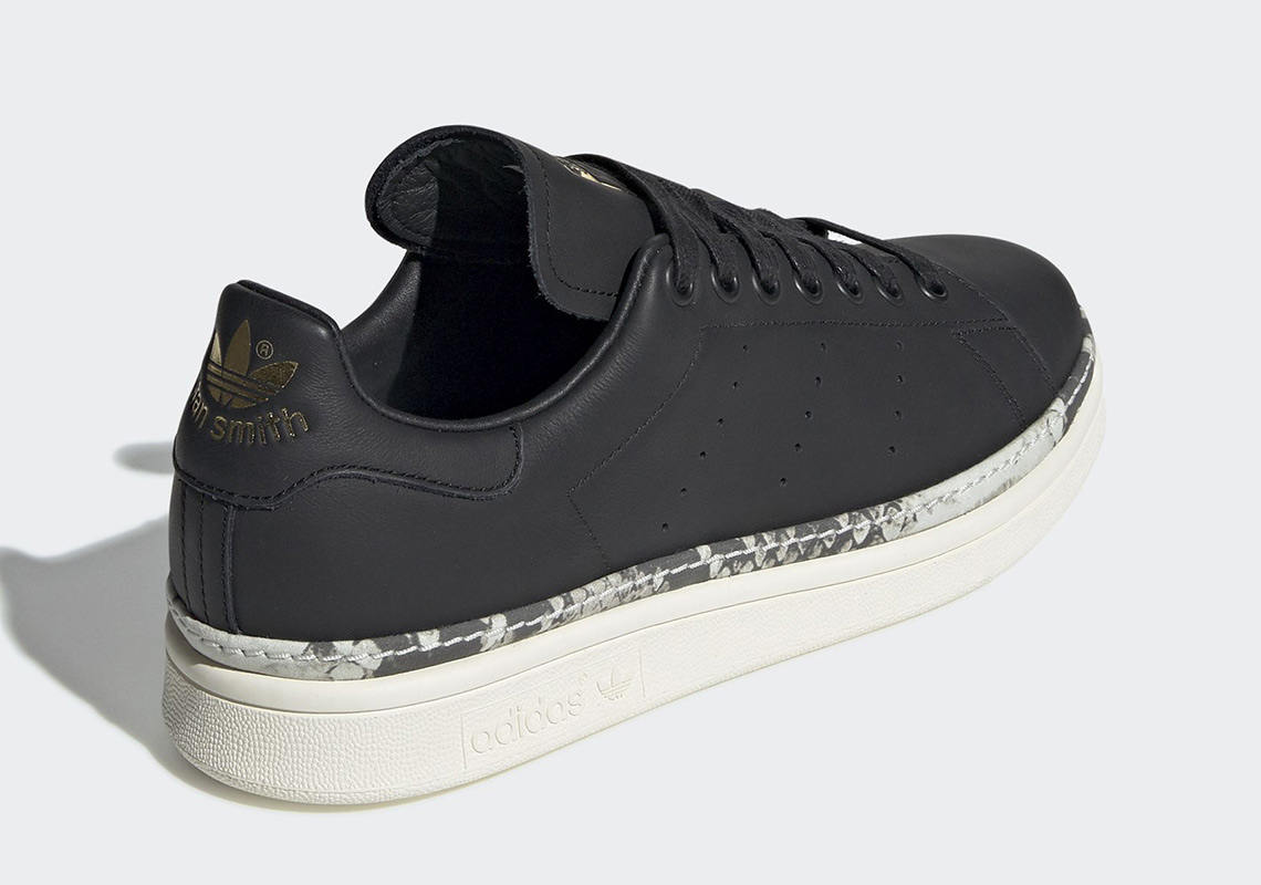 the latest 0b196 005a3 adidas Stan Smith Bold 120. Color Core BlackOff WhiteBlack Style Code  BD8053. Where to Buy. adidas Available