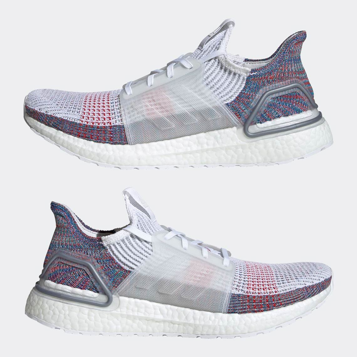 55a8c3085ab adidas Ultra Boost 2019 Multi-Color B37708 Info